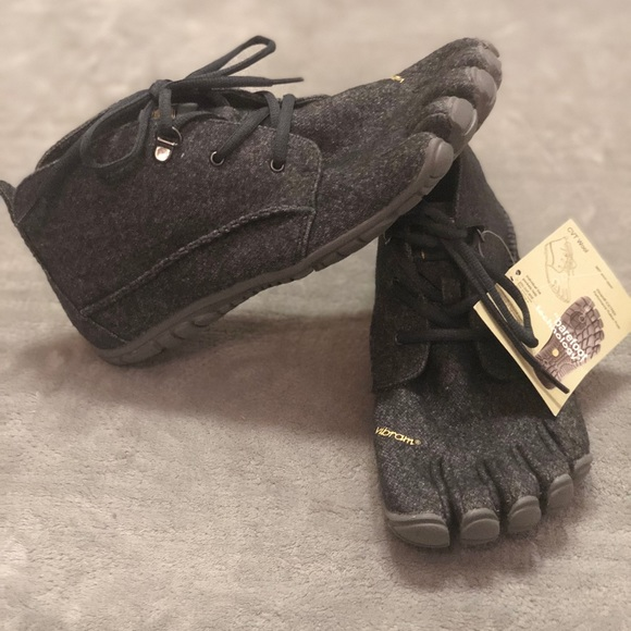 4e9effa21061a Vibram FiveFingers CVT wool shoes size 42